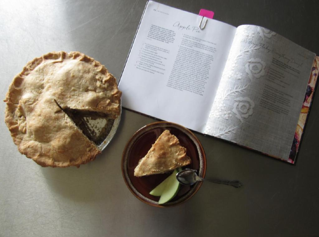 Kellis' apple pie