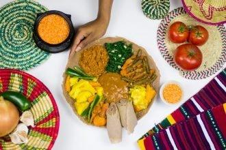 Ethiopian Vegan Lentils