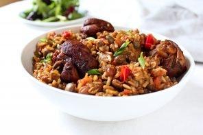 An Easy Afro-Trinbagonian Picnic Menu