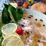 Chef Raquel Foxs Bahamian Chicken Souse taken by Ruben Fox 02262021