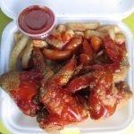 Dannys Wings4 mumbo sauce