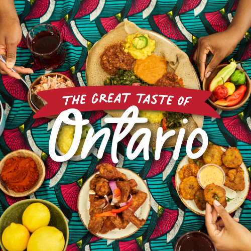 The Great Taste of Ontario passport